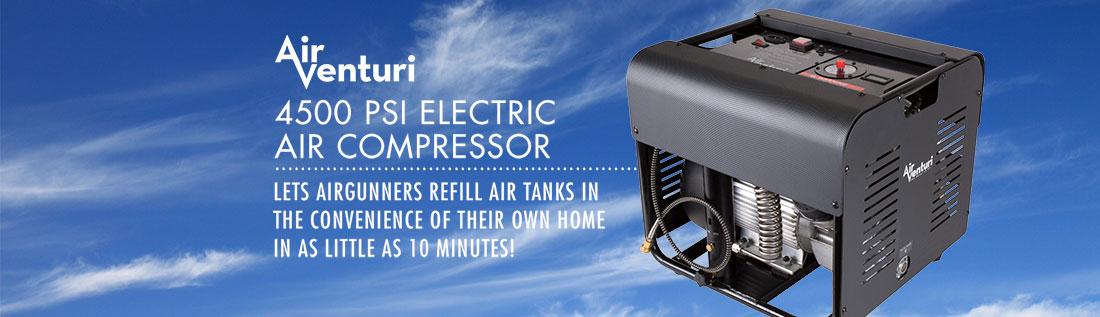 Air Venturi HPA 4500 PSI Compressor | Air Venturi  The power of air