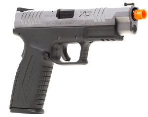Springfield Armory® XD(M)® Silver 4.5 Airsoft Pistol