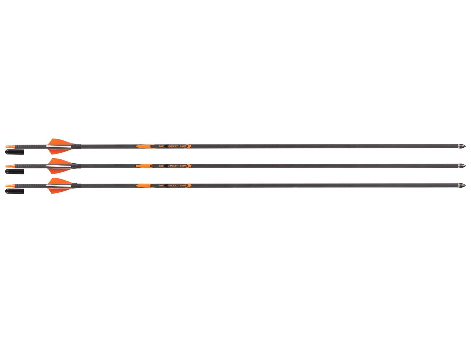 1534 Pocket Shot Arrow 3 Pack