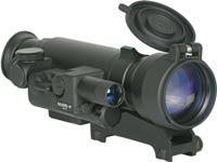 Yukon NVRS Tactical 2.5x50 Night Vision Rifle Scope, Weaver Mount