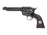 Duke Colt CO2 BB Revolver Weathered