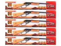 John Wayne Lil Duke BB Gun Rifle, 5ct
