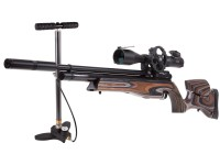 Air Arms S510 XS Ultimate Sporter, Laminate Scoped Pump Kit