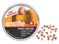 Air Venturi, H&N Smart Shot .177 Cal, 7.4 Grains, Copper Plated Lead BBs, 750ct